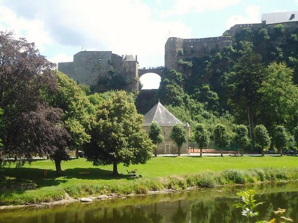 Castillo de Bouillon