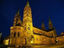 La Catedral de Bamberg en Baviera
