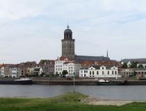 Una visita a Deventer, una de las ciudades más antiguas y más verdes de Holanda