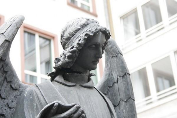 El angel de Frankfurt