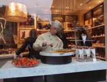 Godiva Chocolatier, otra tienda que no debes pasar por alto en Bruselas