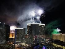 Fin de Año en Las Vegas