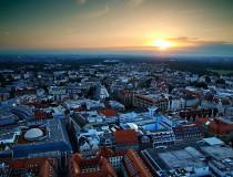 Leipzig, ciudad cultural, musical y comercial.