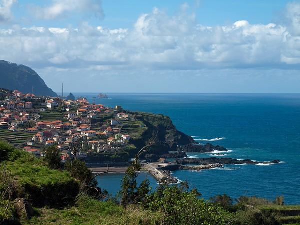 La isla de Madeira, conocida como la perla del Atlántico
