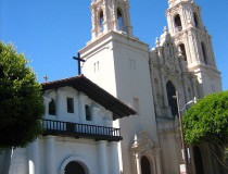 Misión Dolores, el edificio más antiguo de San Francisco
