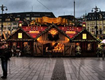 Los mercadillos de navidad en Alemania: Hamburgo