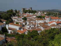 Óbidos, una ciudad fortificada en pleno siglo XXI