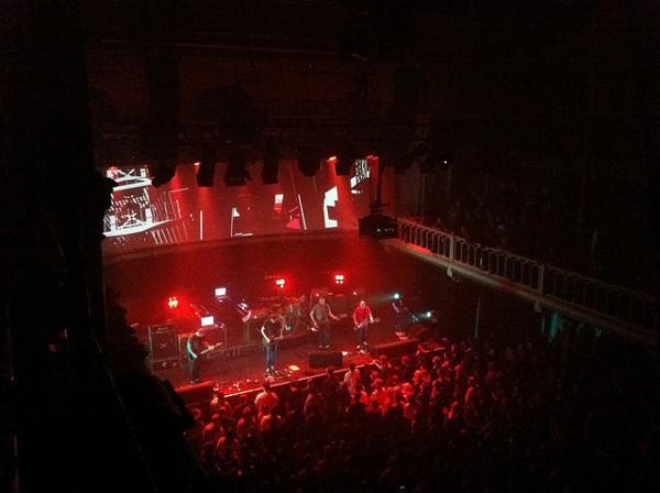 Paradiso, una sala de conciertos dentro de una iglesia