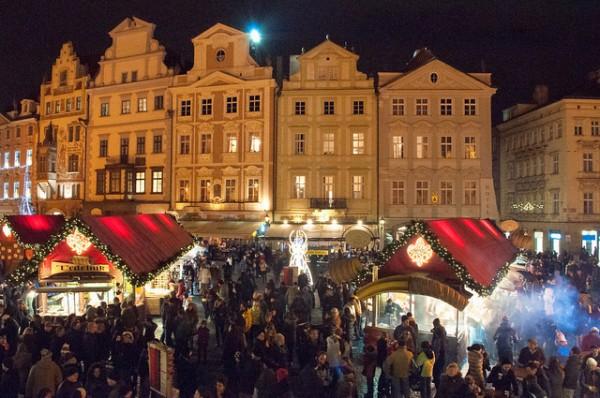 Praga, ¿qué podemos hacer en Navidad?