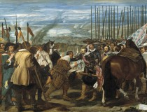 La rendición de Breda, un episodio de la historia inmortalizado por el arte