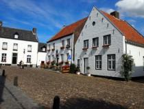 Thorn, el pueblo blanco de Holanda