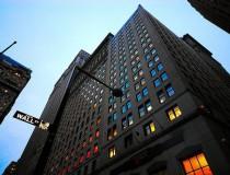 Wall Street, la calle de las finanzas de Nueva York