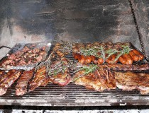 Origen del asado en Argentina