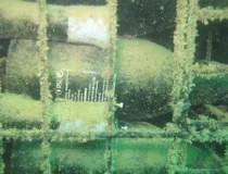 Una bodega de vinos bajo el mar Cantábrico