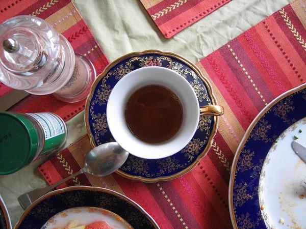 Servicio de té