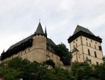 El Castillo de Karlstejn, uno de los más hermosos de todo el país