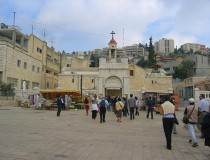 Nazaret la cuna de la Cristiandad