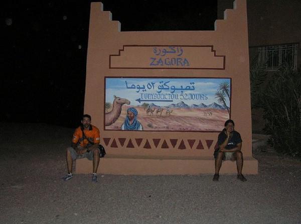 Ideal para partir hacia rutas por el desierto
