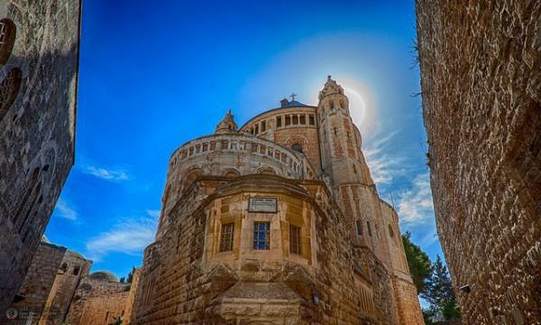 La Abadía de Hagía María en Jerusalén