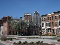 Baltimore, la ciudad más grande de Maryland