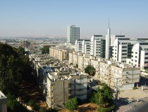 Beerseba, ciudad bíblica de las colinas