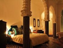 Hoteles en Tetuán: Blanco Riad