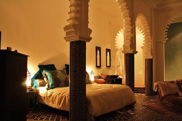 Acogedor y tranquilo riad en la misma medina