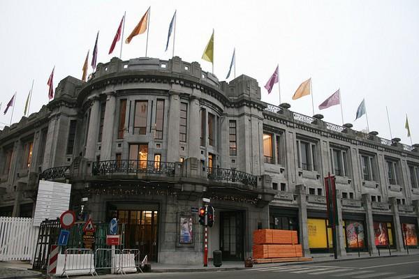 Palacio de las Bellas Artes de Bruselas