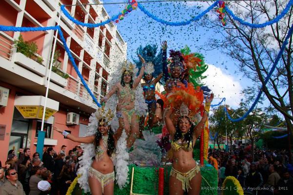 Carnaval de Loule, un carnaval de estilo brasileño