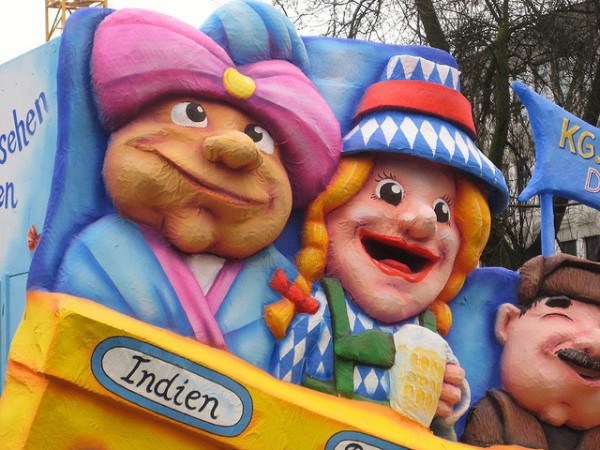 El Carnaval en Alemania: Dusseldorf