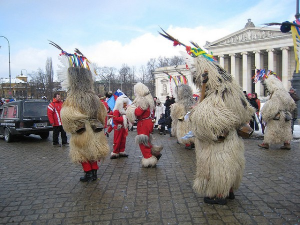 Carnaval en Munich