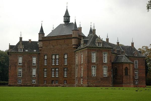 Castillo de Westerlo, uno de los edificios más señoriales de Bélgica