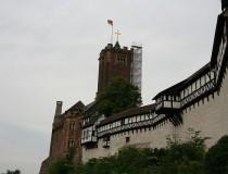 El Castillo de Wartburg en el estado de Turingia