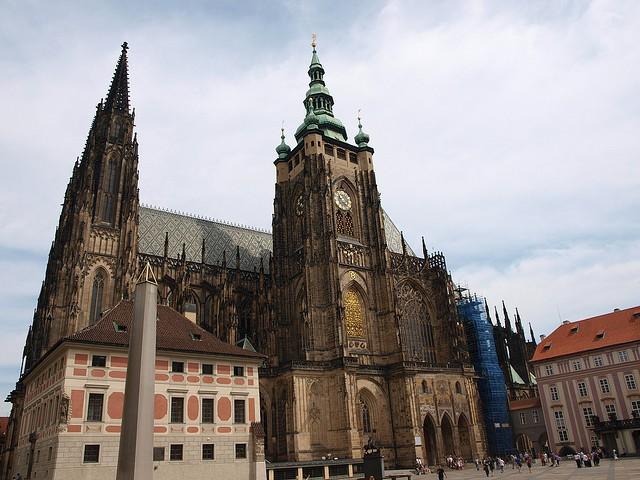 10 edificios imprescindibles de Praga
