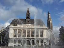 La Plaza Charles II, el corazón de Charleroi