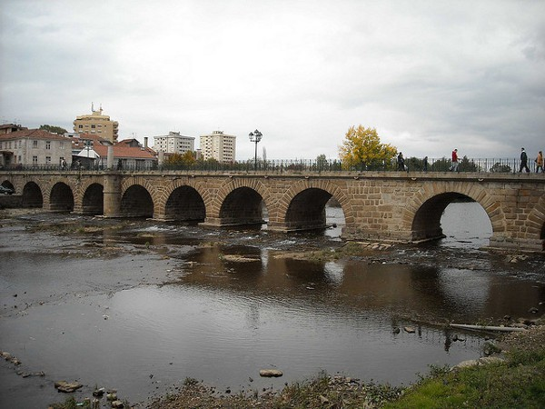 El Puente Romano de Chaves