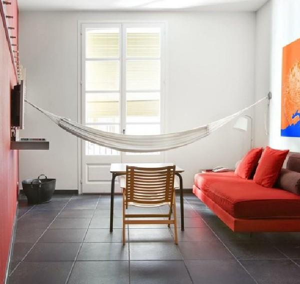 Estilo minimalista y confortable