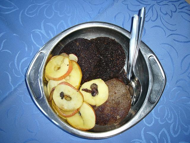 Ingredientes gastronomia alemana