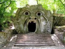 """El """"Jardín de Bomarzo"""" o """"Parque de los monstruos"""""""