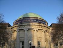 El Museo Kunsthalle de Hamburgo