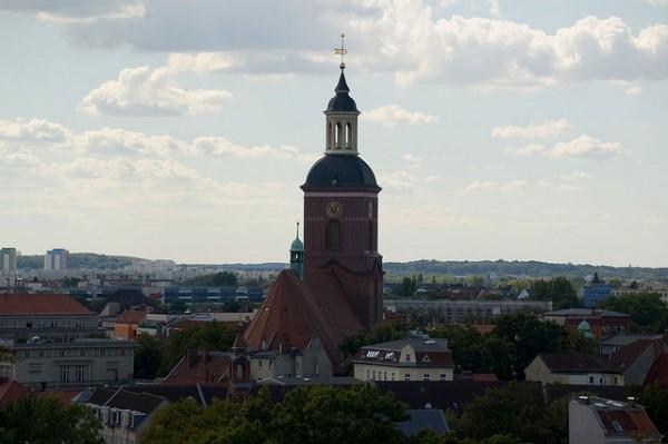 Nikolaikirche en berlin