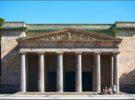 El Edificio de la Nueva Guardia en Berlín