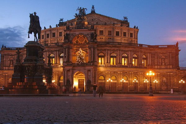 Opera Semper en Dresde