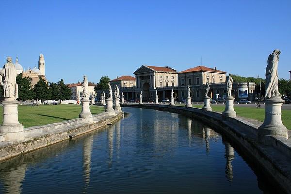 Padua, la ciudad de la cultura