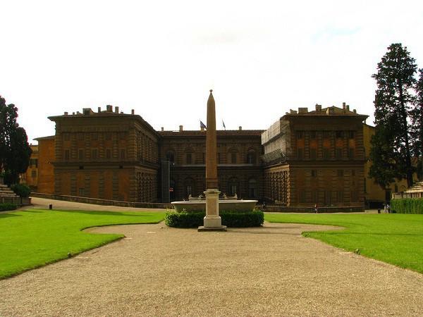 Fue la residencia oficial de los Grandes Duques de la Toscana