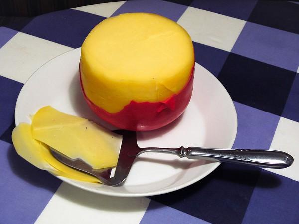 El queso Edam, el típico queso de bola holandés