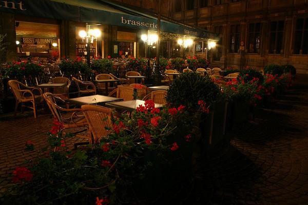 Una Brasserie, los típicos restaurantes que encontrarás en Bélgica