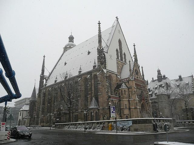 Santo Tomas en Leipzig