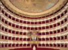 Teatro de San Carlos en Nápoles, el más antiguo en activo