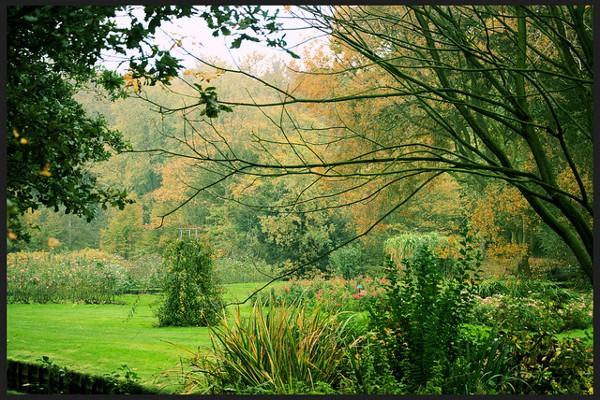 El Parque Westbroek es famoso en el mundo entero por sus rosales